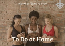 to do at home